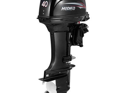 Лодочный мотор Hidea HD 40FES-T (гидроподьем)
