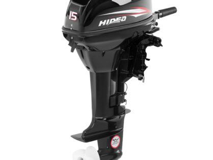 Лодочный мотор Hidea HD 15FHS